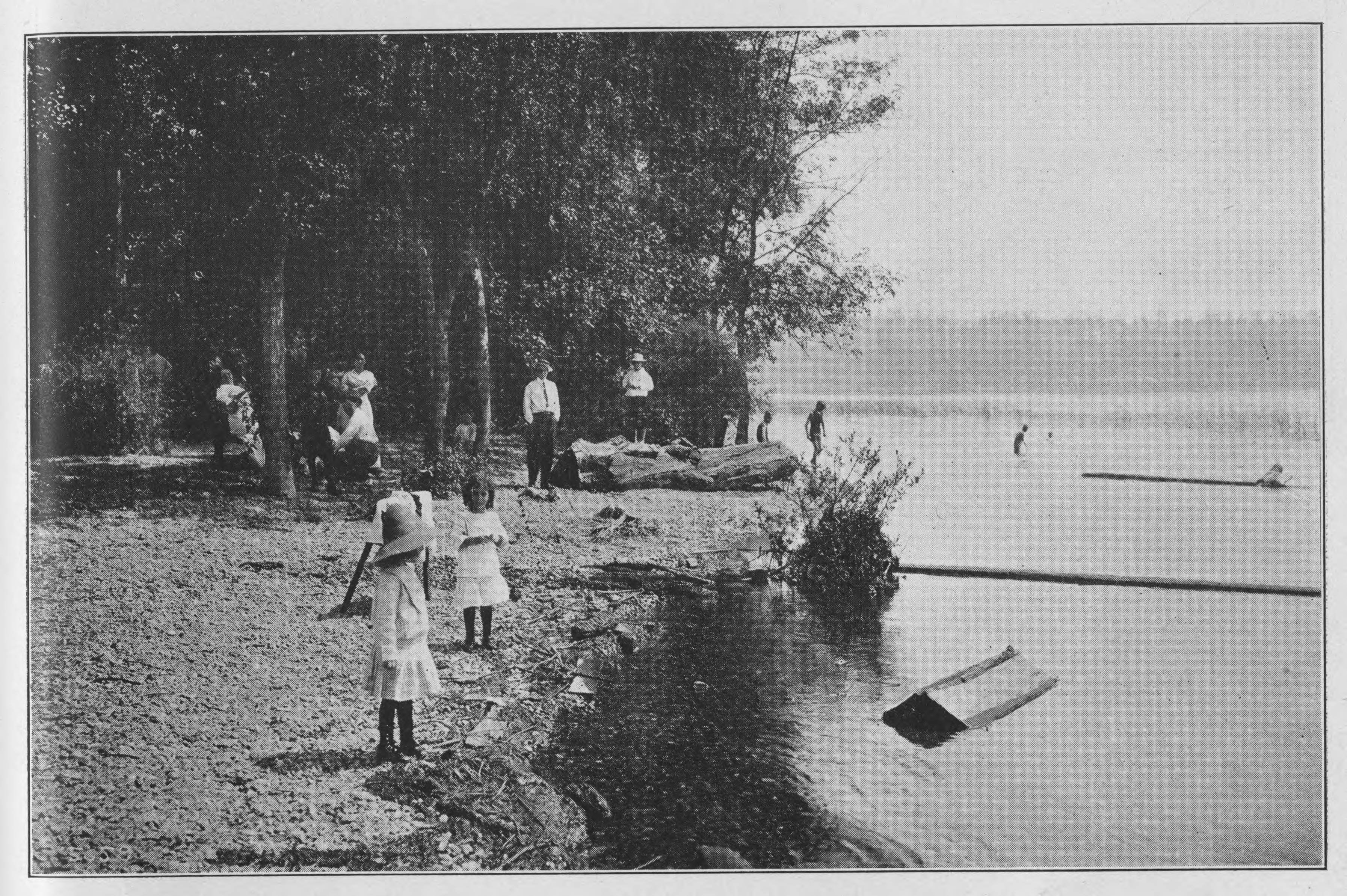 Seward Park, the pride of Rainier Valley, 1915
