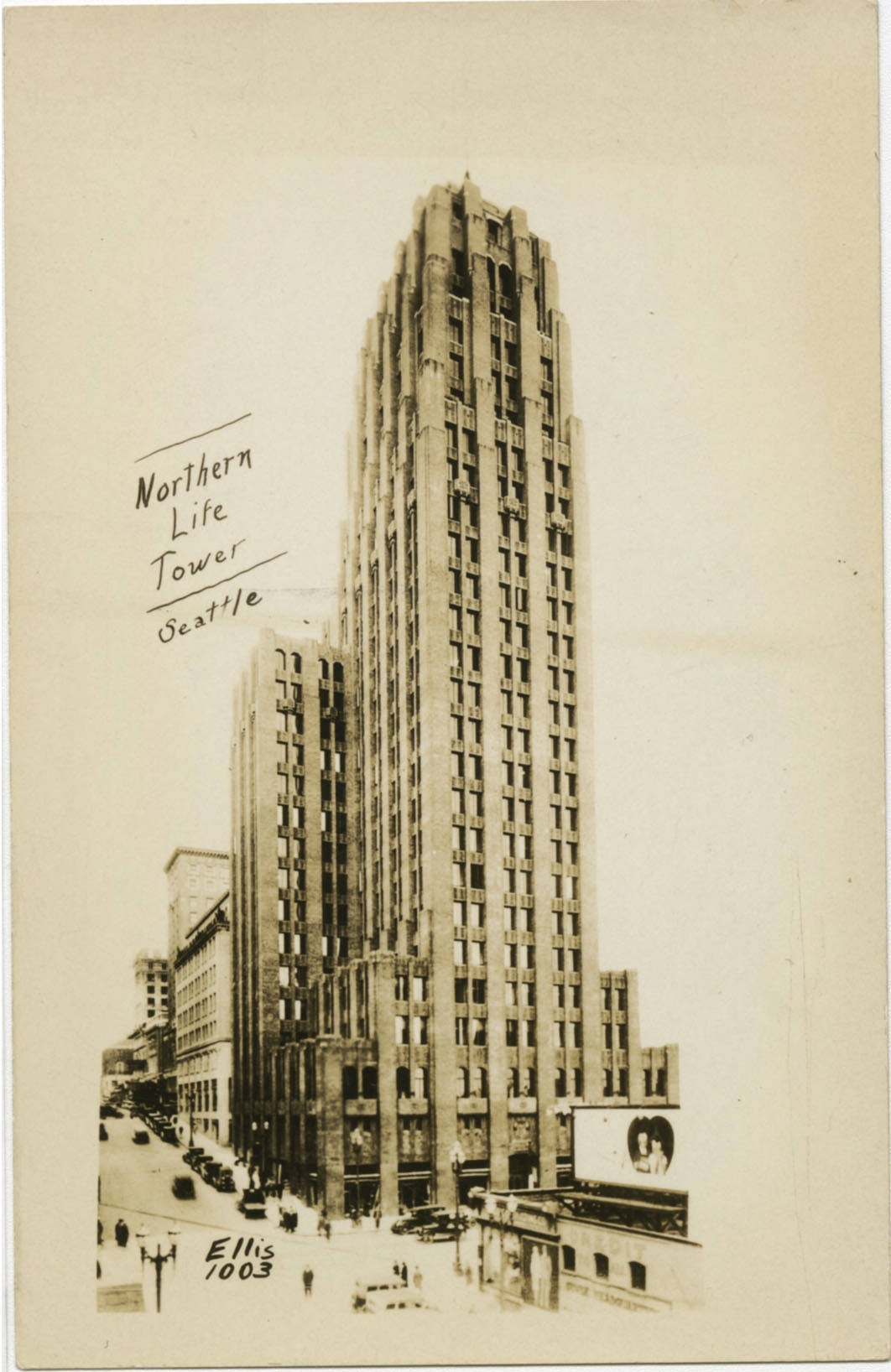 Northern Life Tower, ca. 1930