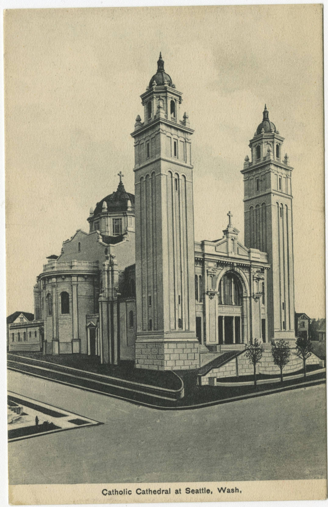 St. James Cathedral, ca. 1910