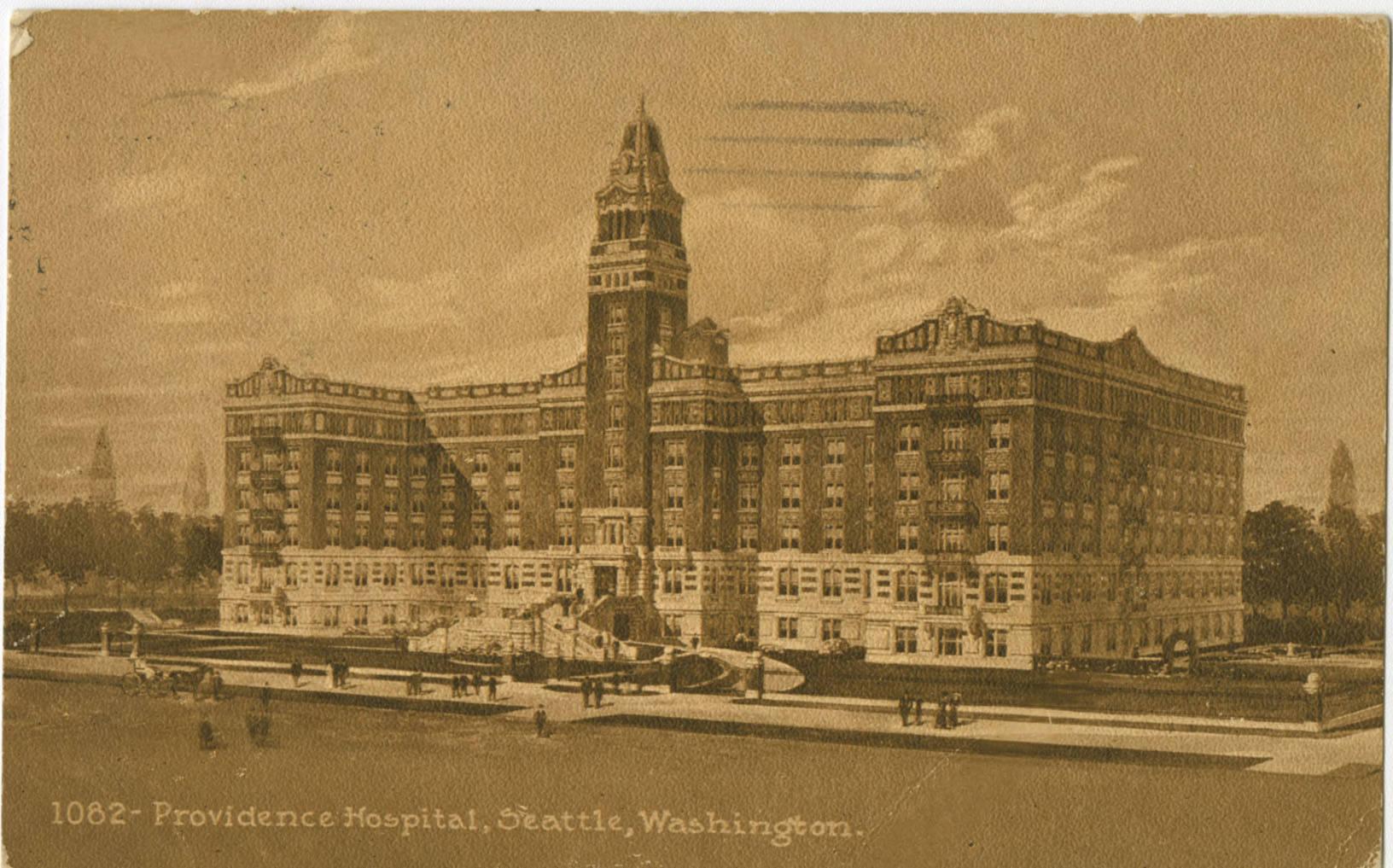 Providence Hospital, ca. 1911
