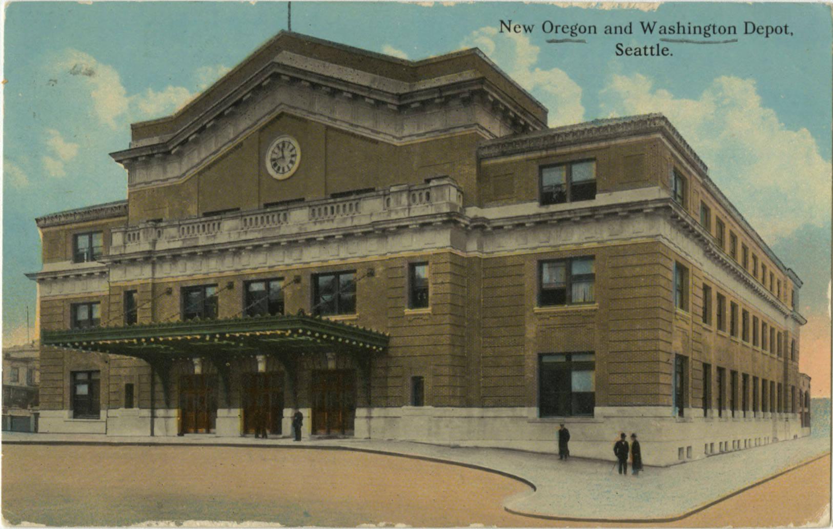 Union Station, ca. 1911