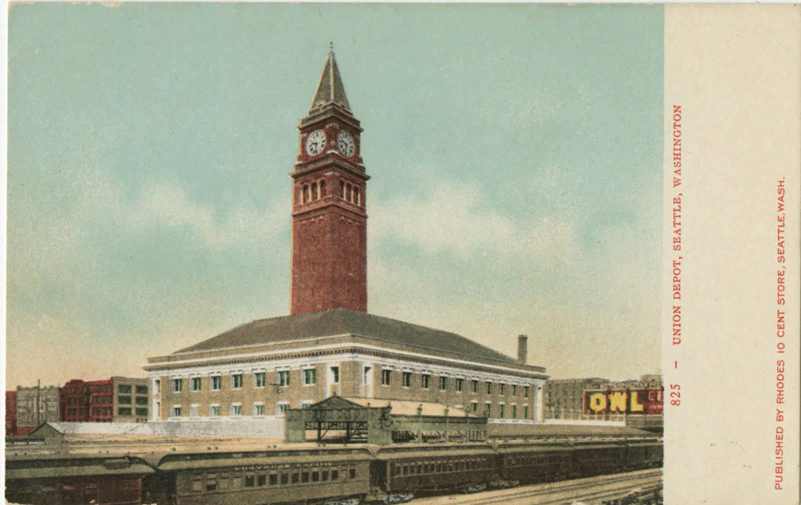 King Street Station, ca. 1906