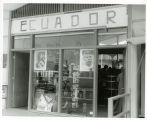 Ecuadorian gift shop on Blvd. West