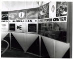 Interior of Gas Industry Pavilion