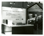 Domestic Pavilion of Commerce and Industry; National cash register exhibit on modern banking