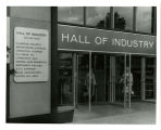 Entrance to Hall of Industry