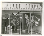 Peace Corps exhibit on Blvd. West