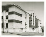 National Guard Field Armory; Thomas Str. facade; View from 3rd Ave. N.