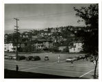 N.W. from Civic Auditorium; Mercer & Nob Hill Ave.