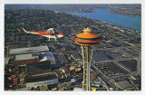 Space Needle, Seattle, U.S.A