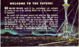 Welcome to the Future! : Century 21 Exposition (1962 : Seattle, Wash.)
