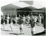 Impromptu dance to music of World's Fair Band