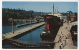 Government Locks, Seattle, Wash., ca. 1960