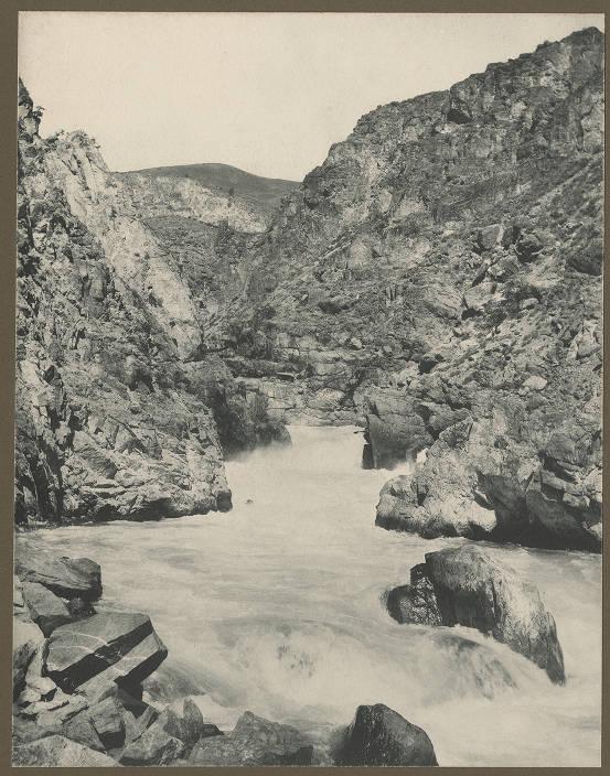 Chelan Falls, ca. 1900